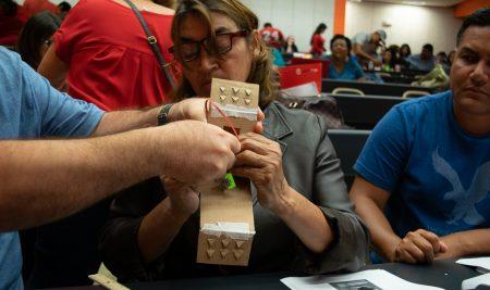 Segundo cohorte de maestros comienza su Certificación Profesional en el concepto STEM a distancia