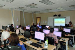 Curso de Excel Básico a empleados de la CFSE