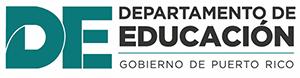 Logo del Departmento de Educación de Puerto Rico